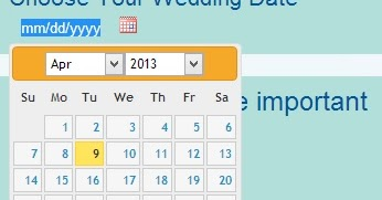 My Thoughts: Selecting a date from Datepicker using Selenium