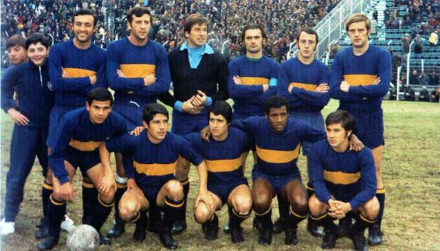 Resultado de imagen para boca campeon 1969