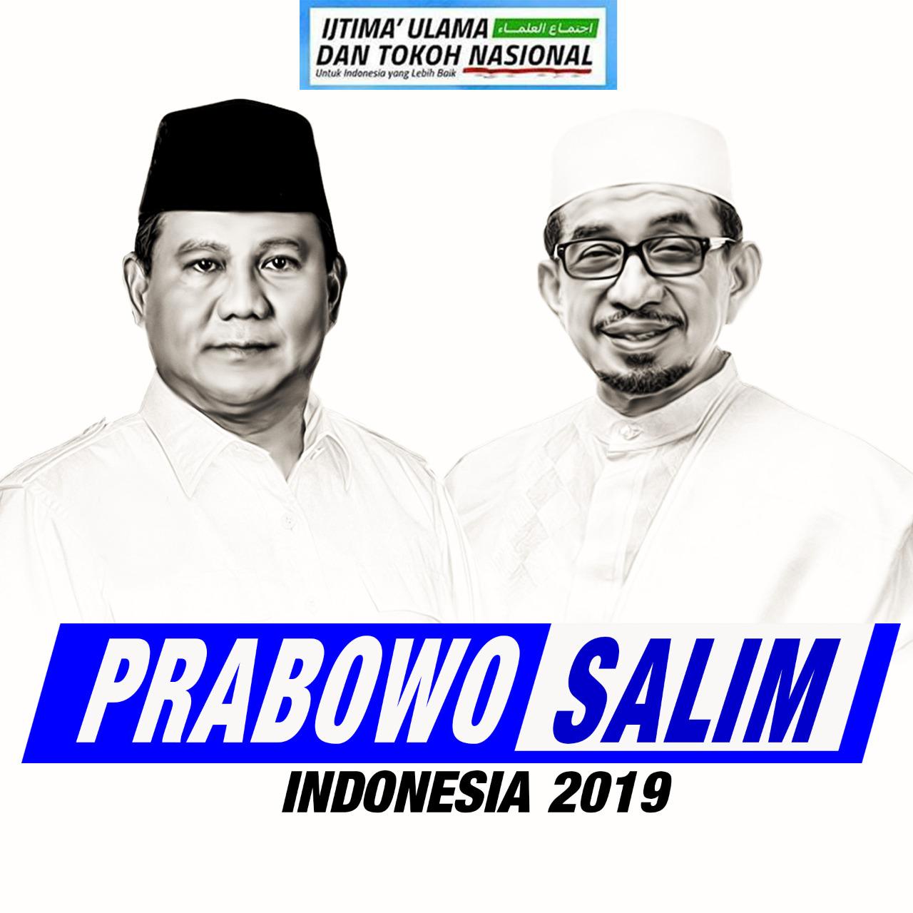 UAS Mundur Dan Nyatakan Dukung Duet Prabowo Habib Salim Segaf
