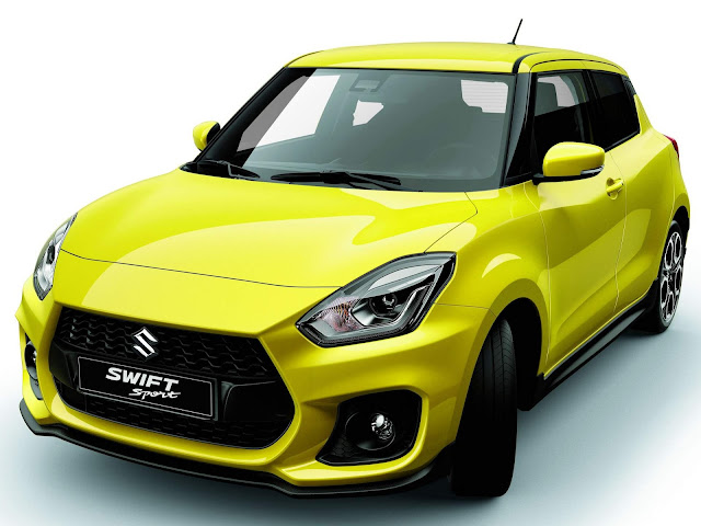 Novo Suzuki Swift Sport 2018