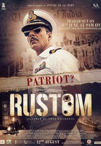 Rustom (2015) Full Hindi Movie Watch Online Free