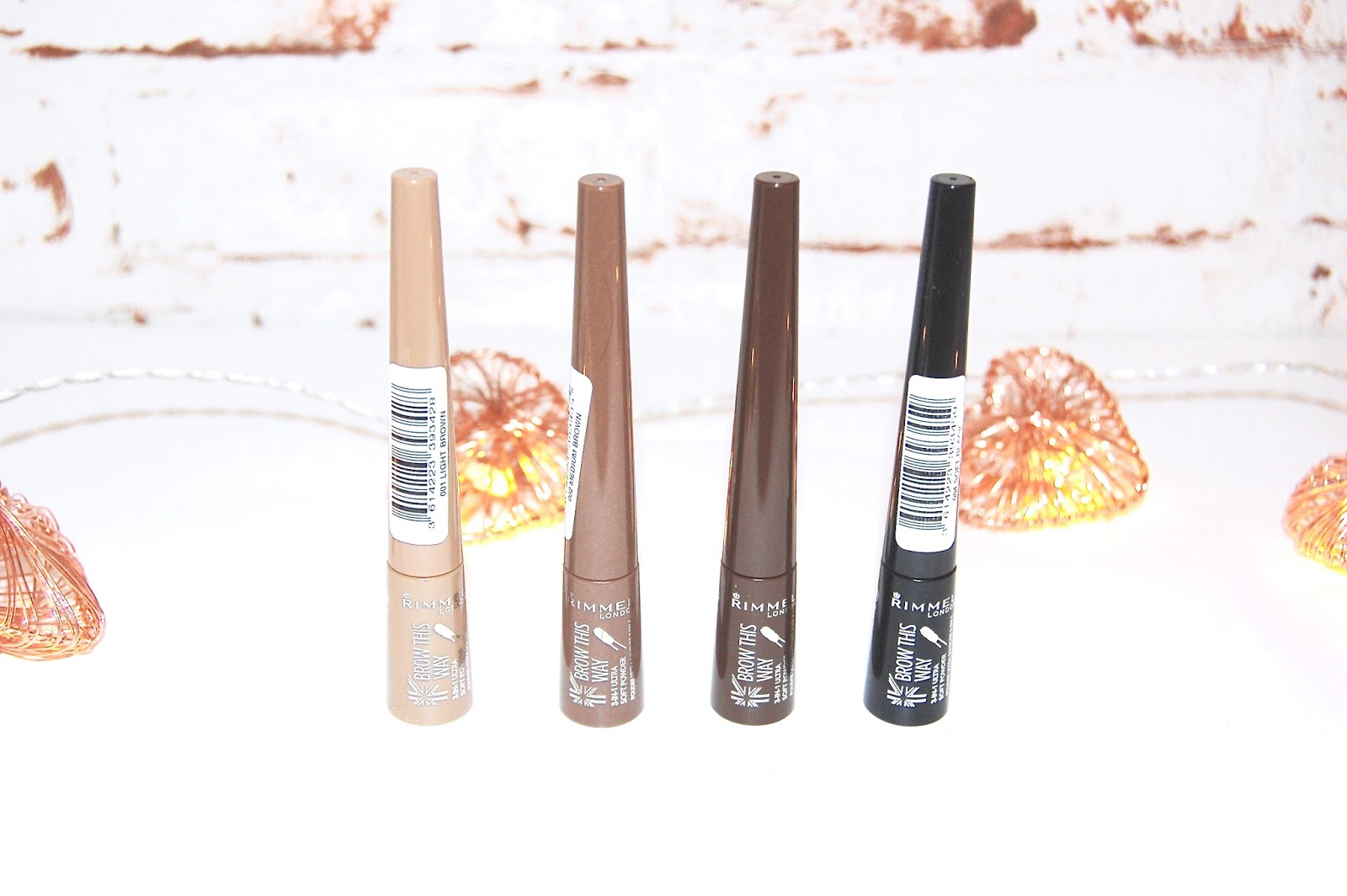 Rimmel Brow This Way Eyebrow Shaker Powder