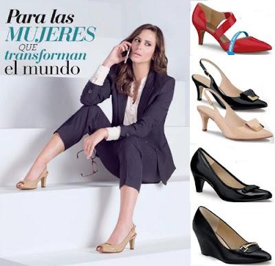 Catalogo Zapatos Andrea para la Oficina