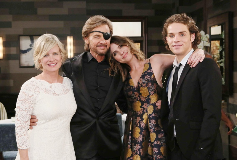 We Love Soaps Stephen Nichols Mary Beth Evans Preview Steve Kayla S Days Of Our Lives Wedding