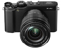 Fujifilm FINEPIX X-A1 firmware Download