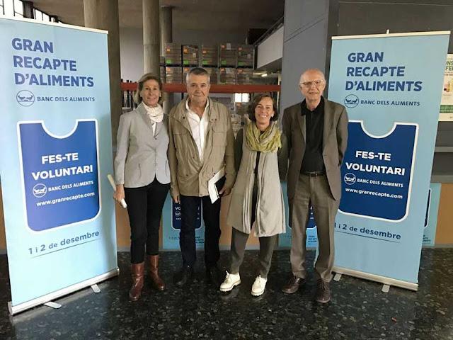 Esguard de Dona - Gran Recapte d'Aliments 2017