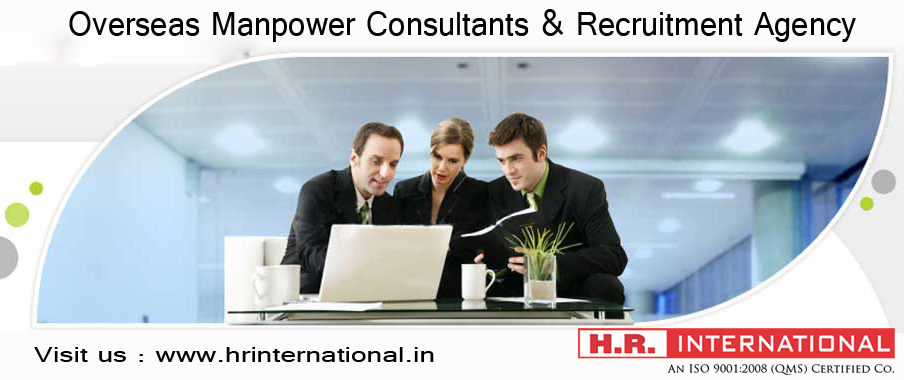Refresh Your Career Strategies and Prosper Professionally Through H.R. International !