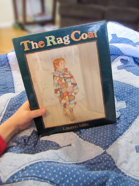 The Rag Coat Five in a Row Activities