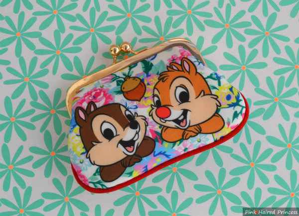 irregular choice chip n dale purse front
