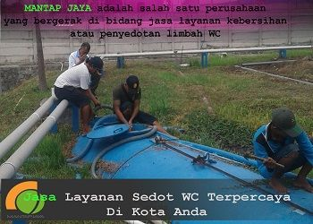 Jasa Sedoy Tinja area Tanjung Batu Surabaya Utara Murah