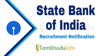 SBI Recruitment 2019, SBI Recruitment Notification 2019, Latest SBI Recruitment update