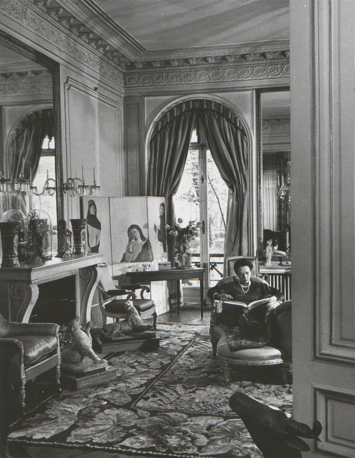 The Devoted Classicist: How They Decorated