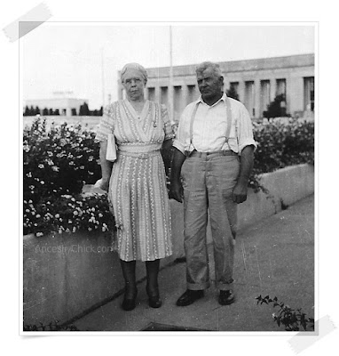 Turence and Eva Bigham