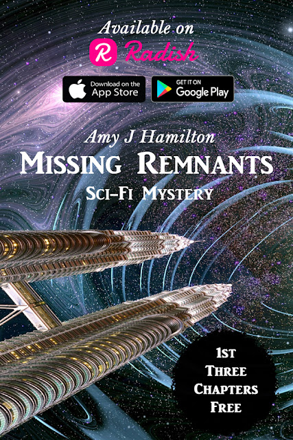 "Introducing ""Missing Remnants"" on Radish Fiction"