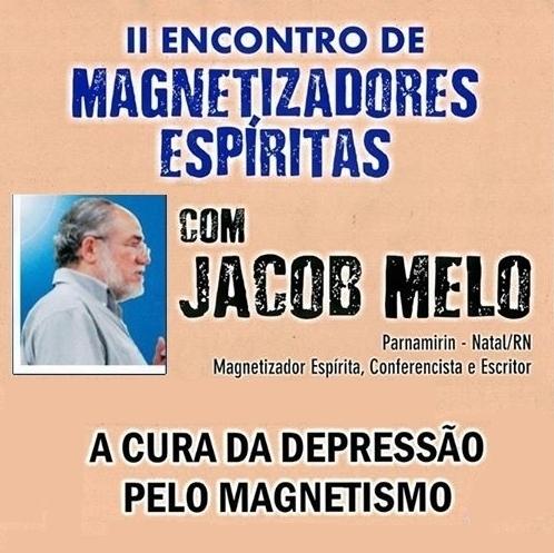 DVDs do Seminário com Jacob Melo disponível