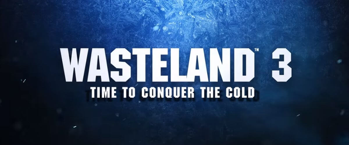 Wasteland 3 official trailer out now