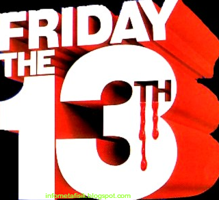 5 Fakta Mistis Friday 13th