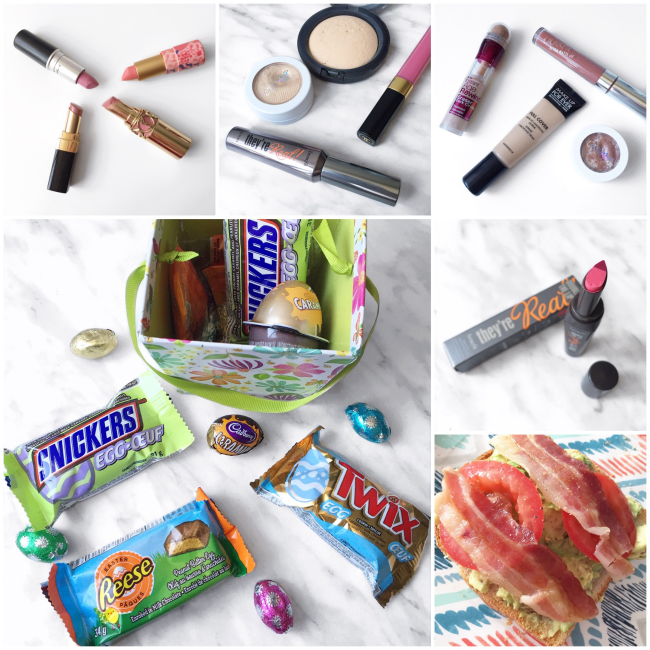 bbloggers, bbloggersca, canadian beauty bloggers, instamonth, instagram roundup, sephora, easter candy