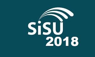 Abertas inscrições para o SiSU 2018. UFCG oferece 3.150 vagas em 76 cursos de graduação