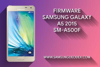 Samsung Firmware A500F A5 2015