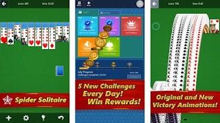 Microsoft Resmi Merilis Game Solitaire untuk Android dan iOS