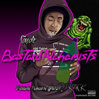Ghostk Track - Bastard Alchemists (2016)