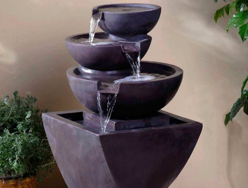 ceramic water fountains