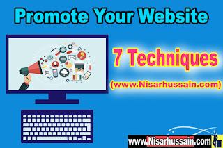 promote your site images by www.nisarhussain.com