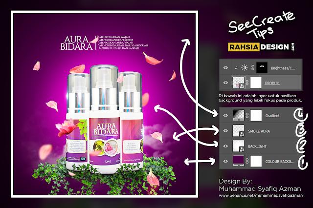 Tips Warna Background untuk Simple Exclusive Design
