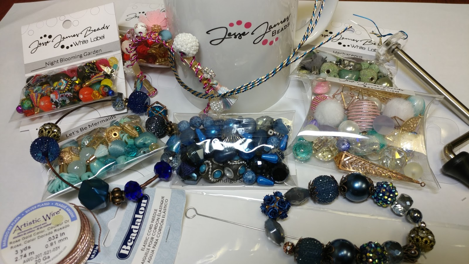 Beadalon welcomes Jesse James Beads!