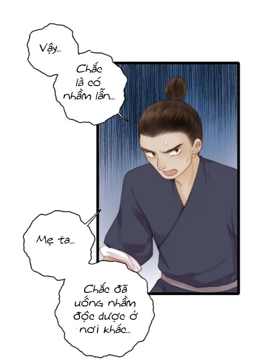 Nàng Phi Cửu Khanh - Thần Y Kiều Nữ chap 65 - Trang 25