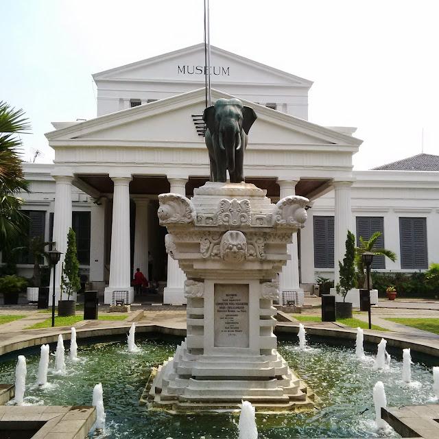 Alamat Museum Wayang Jakarta Barat