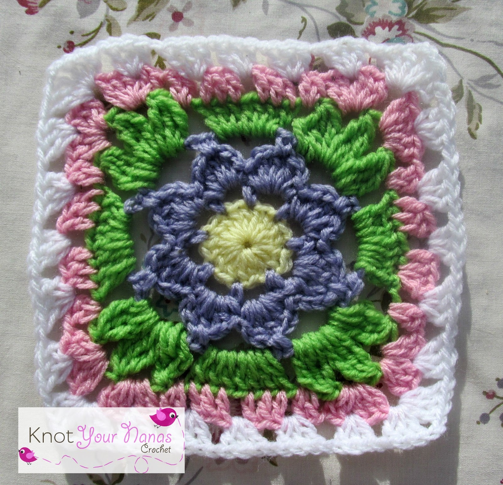 Knot Your Nana S Crochet Granny Square Cal Week Four