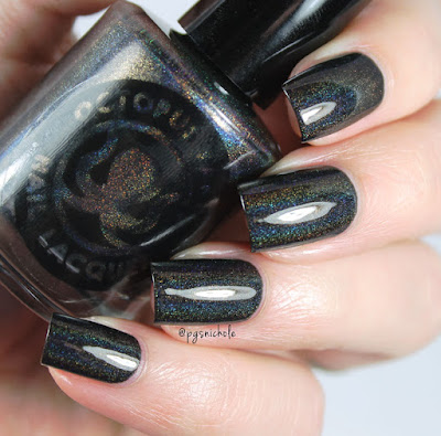 Octopus Party Nail Lacquer Krait & Barrel by Bedlam Beauty