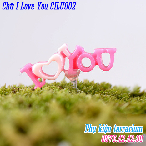 Chu I Love You CILU002