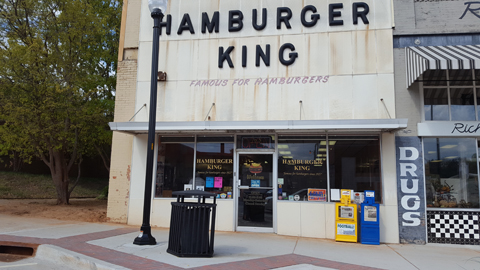 Hamburger King - Shawnee, Oklahoma