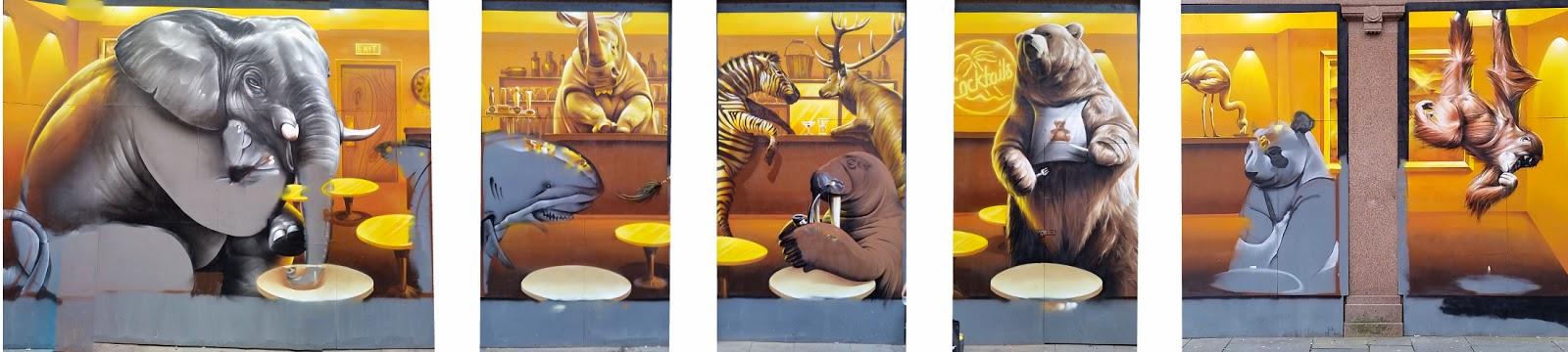 SMUG, Argyle St, Party Animals