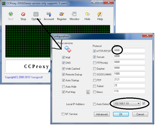 How to Create Wifi Hotspot Connections on Windows 7 and XP