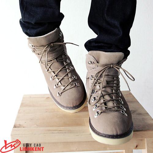 Chọn giày nam theo cung Sư Tử