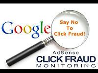 Cara Mengatasi Invalid Click atau Click Fraud Pada Google Adsense