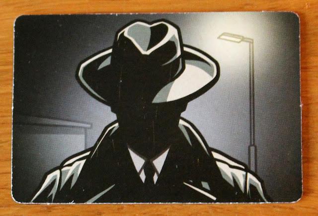 Codenames review - assassin card