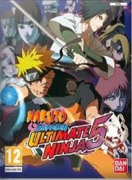 Naruto Shippuden Ultimate Ninja 5 Torrent Download