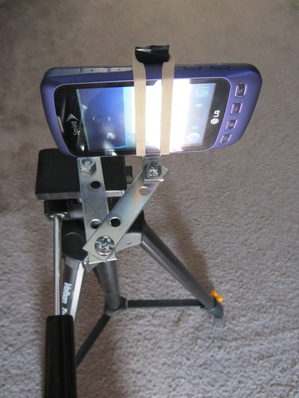 Halterung Für Smartphone The Randomness Of Life: Make A Smartphone Tripod Mount For
