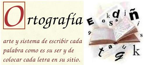 Resultado de imagen de caligrafia y ortografia diferencia