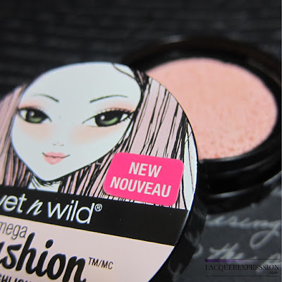 review of Mega Cushion Highlight by Wet n Wild