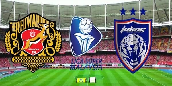 Live Streaming Kelantan vs JDT FC 12 April 2017 Liga Super