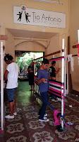 Charity in Granada, Nicaragua