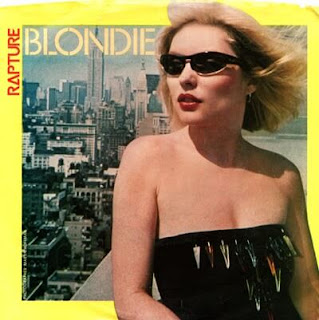 Blondie - Rapture okładka singla