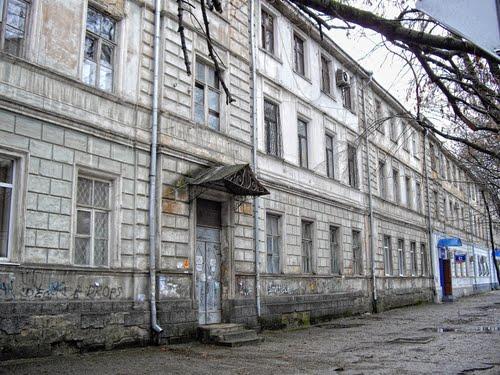 Дом, в котором жил Самокиш в Симферополе
