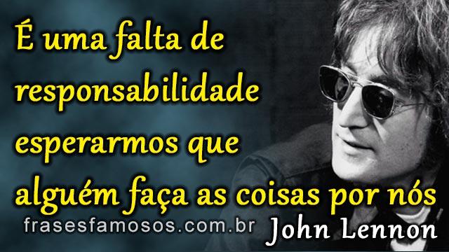 John Lennon frases